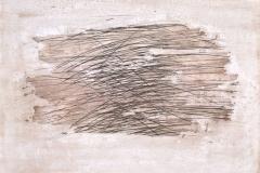 Bátai Sándor_Földírás III.,2014,vegyes techn.,papír,50x70cm